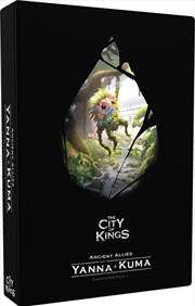 The City of Kings Expansion Character Pack 1 (Yanna & Kuma)