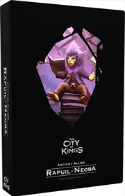 The City of Kings Expansion Character Pack 2 (Rapuil & Neoba)