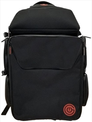 Ultimate Boardgame Backpack - Black/Red