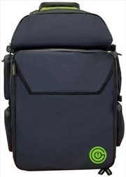 Ultimate Boardgame Backpack - Blue/Green