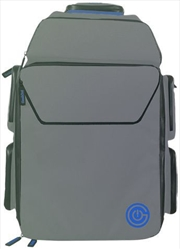 Ultimate Boardgame Backpack - Gray/Blue