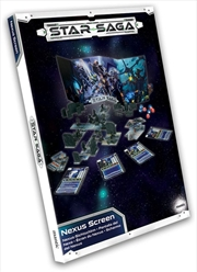 Star Saga - Nexus Screen