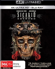 Sicario - Day Of The Soldado | Blu-ray + UHD