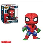 """Spider-Man - Spider-Hulk 6"""" Pop! Vinyl [RS]"""