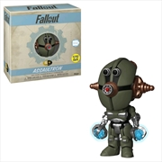 Fallout - Assaultron 5-Star Vinyl Figure | Merchandise
