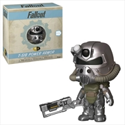 Fallout - T-51 Power Armor 5-Star Vinyl Figure | Merchandise