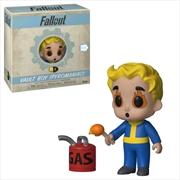 Fallout - Vault Boy (Pyromaniac) 5-Star Vinyl Figure | Merchandise