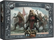 A Song of Ice and Fire TMG - Umber Berserkers