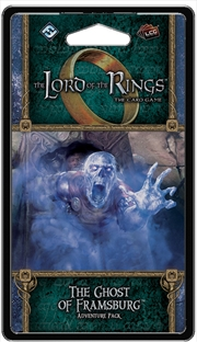 Lord of the Rings LCG - The Ghost of Framsburg Adventure Pack | Merchandise