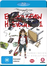 Eureka Seven Hi - Evolution