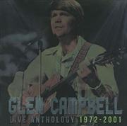 Live Anthology 1972-2001   CD