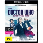 Doctor Who - Twice Upon A Time (Christmas Special)