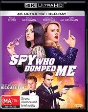 Spy Who Dumped Me, The | UHD