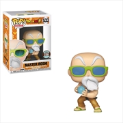 Dragon Ball Super - Master Roshi (Max Power) Specialty Series Exclusive Pop! Vinyl