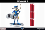 Sly Cooper 3 - Sly Cooper Statue