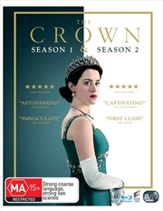 Crown - Season 1-2 | Boxset, The | Blu-ray