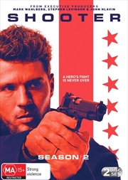 Shooter - Season 2 | DVD
