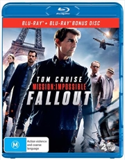 Mission Impossible - Fallout | Bonus Disc