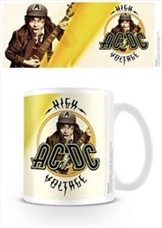 AC/DC High Voltage Mug