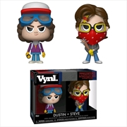 Stranger Things - Steve & Dustin Vynl. | Merchandise