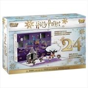 Harry Potter - Pop! Collectible Advent Calendar - 24 Piece
