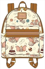 Dumbo - Dumbo Print Mini Backpack