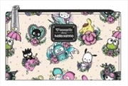 Hello Kitty - Characters Flap Wallet