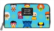 X-Men - Chibi Zip-Around Wallet