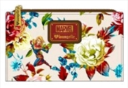 Captain Marvel - Floral Flap Wallet