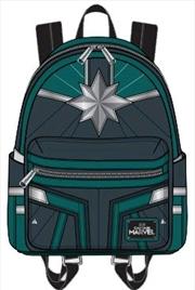 Captain Marvel - Star Emblem Backpack