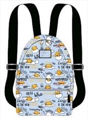Gudetama - Gudetama Print Mini Backpack