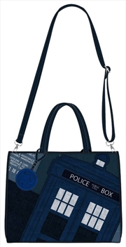 Doctor Who - Police Box Print Tote