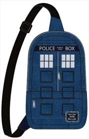 Dr Who - Police Box Sling Bag