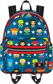 Justice League - Chibi Backpack