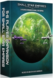 Small Star Empires 5-6 Player Expansion