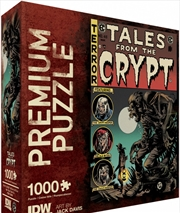 Tales From The Crypt - Werewolf Premium Puzzle (1000 pc)