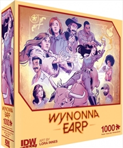 Wynonna Earp - Thirsty Cowgirl Premium Puzzle (1000 pc)