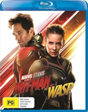 Ant-Man And The Wasp (BONUS POSTER)