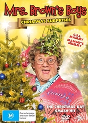 Mrs. Brown's Boys - 2018 Christmas Surprises | DVD