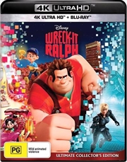 Wreck-It Ralph | Blu-ray + UHD