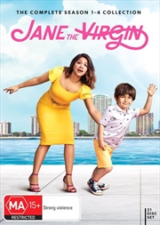 Jane The Virgin - Season 1-4 | Collection