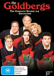 Goldbergs - Season 1-4 | Collection, The