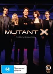 Mutant X | Complete Series