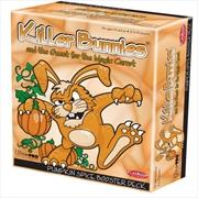 Killer Bunnies Quest Pumpkin Spice Booster | Merchandise
