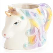 Pretty Unicorn 3D Mug | Merchandise