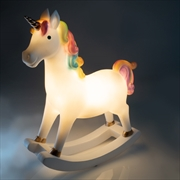 Rocking Unicorn Table Lamp | Accessories