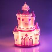 Princess Castle Table Lamp | Accessories