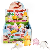 Poo Poo Unicorn Kingdom Keychain | Accessories
