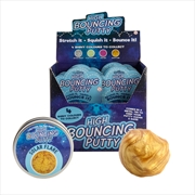 High Bouncing Putty
