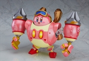 Kirby: Planet Robobot Armor & Kirby Nendoroid More